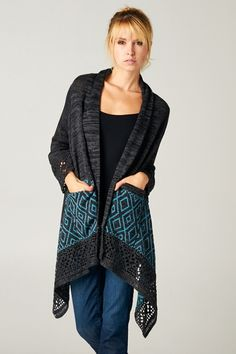 Oversized Sweater -- perfect for fall