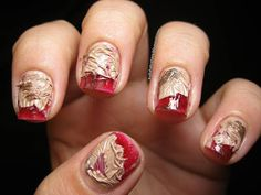 Polish Etc.: Zombie Nails!!