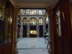 Paris 2e - 23 rue du Mail - La Manufacture de piano Erard.