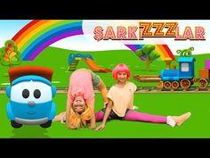 ŞarkıZZZlar - Çocuk şarkıları. Sabah Sporu Egzersizleri çocuklar için. Çizgi film, Polen ve Sema! - YouTube
