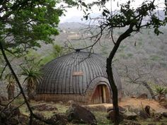 We stayed in one of these huts. As much wildlife inside as out. World Travel Guide, Zulu, Most Visited, Africa Travel, All Over The World, South Africa, Attraction, Wildlife, Architecture