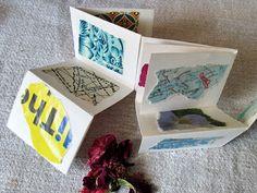 mano kellner, drawing challenge: little books