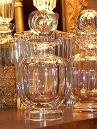 Baccarat Decanters