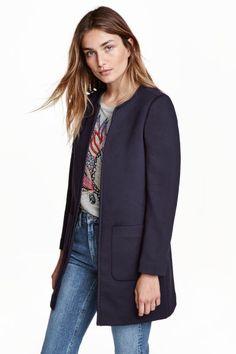 Короткое пальто | H&M