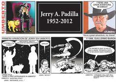 Jerry A. Padilla  1952-2012