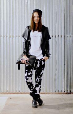 Monika, 20 - ŁÓDŹ LOOKS  https://www.facebook.com/lodzlooks #fashionweekpoland #fashionphilosophy #lodz #lodzlooks #fashionweek