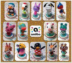 Serie 2 Figuren Tier überschreiten Amiibo von ShopBHawk auf Etsy
