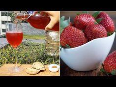 Vino di Fragole fatto in casa - YouTube