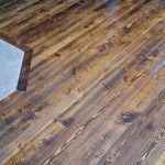 rough sawn hardwood flooring