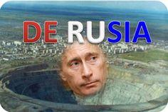 No son muchas las novedades que llegan... DE RUSIA