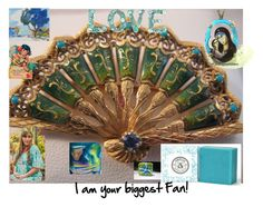 I am your biggest Fan! #integritytt #TIntegrityT #etsyspecialt #polyvorestyle #petrinablakely #etsyevolution #vintageonetsy #etsyjewelry by petrina-kauai on Polyvore featuring art, vintage, shopsmall, shophandmade and shopetsy