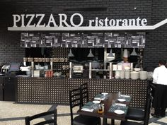 Pizzaro pizzeria by The Next Idea UAE 02 Pizzaro pizzeria by The Next Idea, UAE Restaurant Ideas, Cafe Restaurant, Visual Merchandising, Italian Restaurants, Retail Solutions, Branding, Retail Space, Design Furniture, Commercial Design