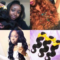 $60 Coupon!!!   free Shipping!!!   Gorgeous Brazilian Virgin hair body wave!!!    Order web:   Check the bio!