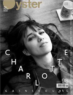 #oystermagazine #charlottegainsbourg