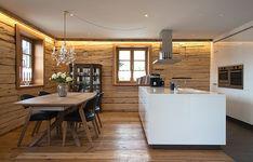 Renovierung eines alten Bauernhauses im Allgäu.