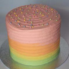 Ombre Cake, Pastel, Cakes, Desserts, Recipes, Food, Tailgate Desserts, Cake, Deserts