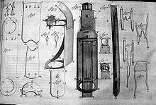 ~Uitvinding microscoop~ Een microscoop is een instrument voor het bestuderen van objecten, die te klein zijn om goed met het blote oog te kunnen worden gezien.Inductie wordt hierdoor gemakkelijker. De versie van de microscoop die je hier op de afbeelding ziet is gemaakt door Antoni van Leeuwenhoek. Antoni ontdekte een goede methode voor het produceren van sterk vergrotende glazen lenzen en bracht daarmee de enkelvoudige microscoop op een hoger niveau.
