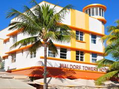 Miami Art Deco South Beach