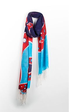 Lilly Pulitzer - Murfee Scarf - Touchy Feely