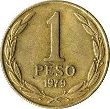 Se trata de una moneda de México. Se llama 1 peso. 1 peso en México es de 60 centavos en los Estados Unidos