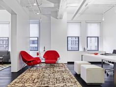 Kate Spade offices by Design Republic.