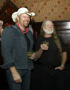 Toby Keith, Willie Nelson