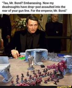 Change is good Warhammer 40k Memes, Warhammer 40000, Warhammer Deathwatch, Warhammer Lore, Nerd Humor, Memes Humor, Funny Images, Funny Pictures, Funny Pics