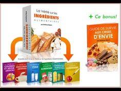 La Vérité Sur Les Ingrédients Alimentaires Anthony Alayon | Vérité Sur L...