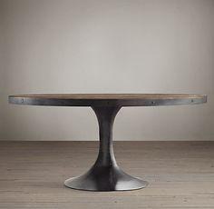 Aero Round Dining Table | Restoration Hardware