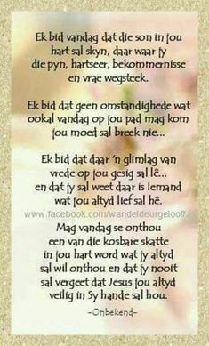 Prayer Verses, Bible Prayers, Bible Scriptures, Bible Quotes, Afrikaanse Quotes, Goeie More, Bible Truth, Morning Greeting, Good Morning Quotes