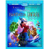 Fantasia / Fantasia 2000 (Four-Disc Blu-ray/DVD Combo) (Blu-ray)By Leopold Stokowski