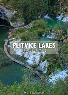 Visiting Plitvice Lakes National Pakr