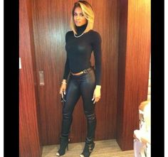 Ciara, greatt dancer :D