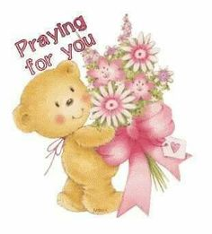 Praying for you, with my love and hugs too! XOXOXOXOXO's