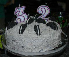 Ombr buttercream ruffles cake Buttercream Cakes Pinterest