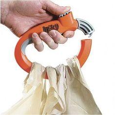 Alça para carregar sacolas One Trip Grip - Carregue várias sacolas de uma vez!
