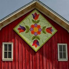 124 best Barn Quilt and Dutch Hex Signs images on ......