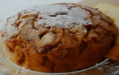 کیک سیب ونکوور Apple cake with cinnamon