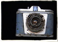 Miroslav Tichy - aparat fotograficzny, camera