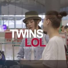 Twins《LOL》MV花絮 X 旅行新態度 (Twins x Expedia Hong Kong)