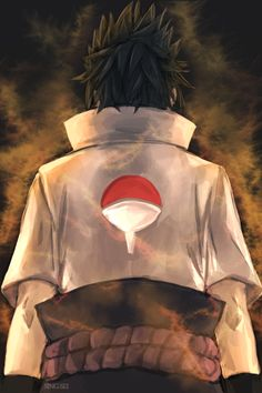 """What this world needs is revolution!"" - Uchiha Sasuke"