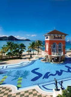 6493d65eef7d Sandals Resorts - Grande St. Lucian Luxury Resort in St. Lucia · All  Inclusive ...