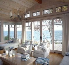 Comfy Lake House Living Room Decor Ideas You are in the right place about malibu beach house decor Here we offer you the most beautiful Decor Home Living Room, Home And Living, Living Room Furniture, Home Decor, Office Furniture, Living Room Plan, Modular Furniture, Steel Furniture, Deco Furniture