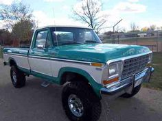 Find used 1978 Ford in Nampa, Idaho, United States Big Ford Trucks, 1979 Ford Truck, Classic Ford Trucks, Ford 4x4, Toyota Trucks, 4x4 Trucks, Ford Bronco, Bicicletas Raleigh, Retro