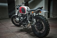 Bmw R80 Boxer Country #scrambler | by Motorecyclos