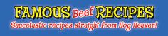 famous Dave's Recipes I will be making Braised Brisket with Texas Pit Braised Brisket, Bbq Brisket, Copycat Recipes, Pork Recipes, Cooking Recipes, Yummy Recipes, Daves Bbq, Beer Can Chicken, Famous Daves