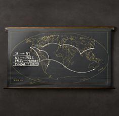 Military Chalkboard