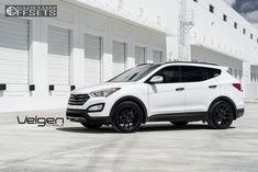 28826 5 2015 santa fe hyundai dropped 1 3 velgen wheels vmb5 black flush.jpg