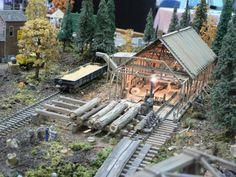 logging railroad N. Y. | LITTLE TOY TRAINS