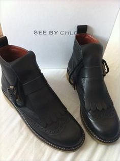 See By Chloe Shoes S7 brand new being sold by Laura